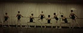 Das Schönste was man mit den Beinen machen kann ist tanzen...