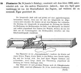 keuffel & esser planimeter 4236 manual