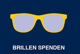 Alte Brille spenden