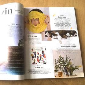 BRIGITTE Ausgabe April 2018