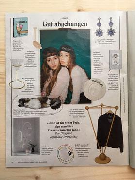 SZ MAGAZIN Ausgabe Mai 2017