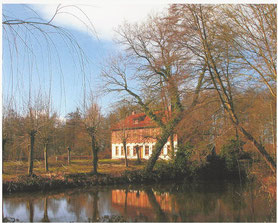 Verwalterhaus in den 1990er Jahren.109