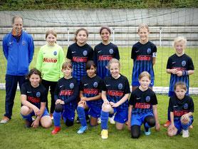E-Juniorinnen SG Oldesloe/Reinfeld