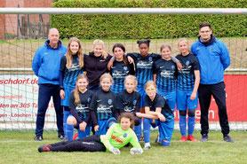 D-Juniorinnen SG Oldesloe/Reinfeld