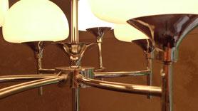 lampes, lustres, suspensions, lampadaires vintage