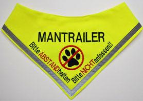 Mantrailer, Suchhund, Fährtenhund