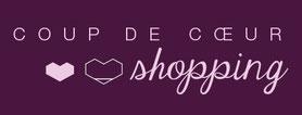 Coup de cœur shopping - Wish-list