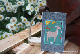 Caballo Couture; Geschenkidee; Smartphonehülle; Handyhülle; Pferd; Handyhülle mit Pferd; made in Köln