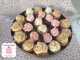 mini cupcakes sabores variados