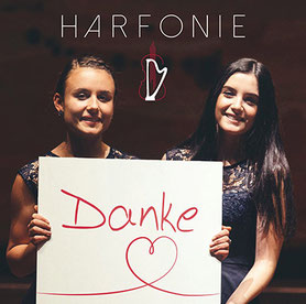 Harfonie Crystal - das Debutalbum