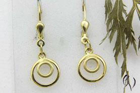 Ohrhänger Gold 333/-
