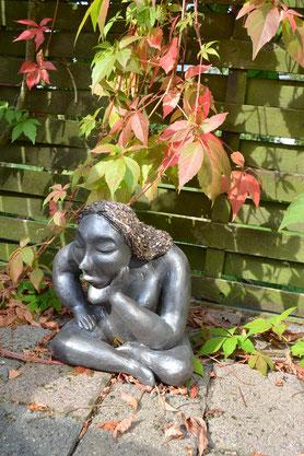 Skulptur ist verkauft