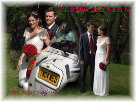 Wedding Cars Godalming Surrey