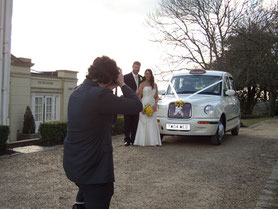 Eleanna and Neil, Pembroke Lodge,Richmond Park