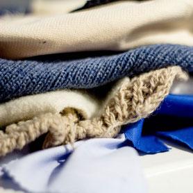 Materialien und Zertifizierungen, wie IVN, GOTS und Fairtrade in der Übersicht von Natascha von Hirschhausen
