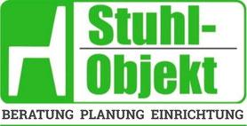 Logo Stuhl-Objekt