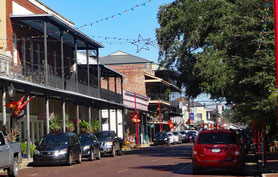 Front Street, Natchitoches, Louisiana