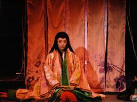 劇団京都『源氏絵巻~華のいのちは~』夕顔(1994年)