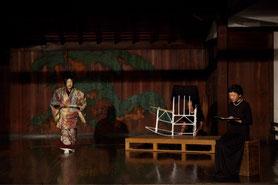 能法劇団『ロッカバイ』       (2011年 村中 修氏撮影)