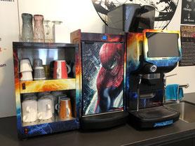 EGRO Kaffeemaschine beim cb design visp