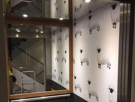 Lift - Fahrstuhlbeschriftung