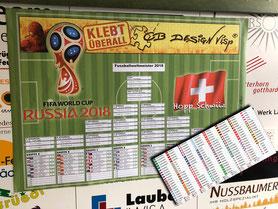 WM Spielplan