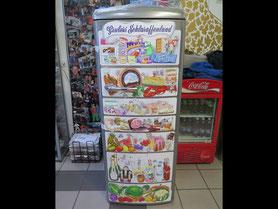 Kühlschrank Vorlage geliefert durch Kunde