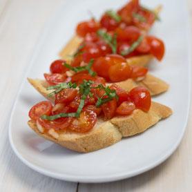Tomatoes-Bruschetta.