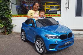 BWM/X6M/XXL/Kinderauto/Kinder Elektroauto/2 Sitzer/groß/lizensiert/