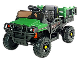 Farmer Pick-Up/2x45W/Kinder Baufahrzeug/Kinderauto/Kinder Elektroauto/Kinder Fahrzeug/