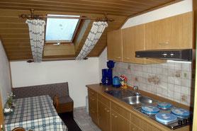 Kastnerhof Ferienwohnung 45 qm - Küche