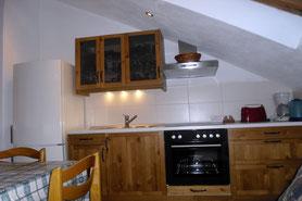 Kastnerhof Ferienwohnung 55 qm - Küche
