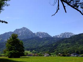 Anger im Rupertiwinkl im Berchtesgadener Land