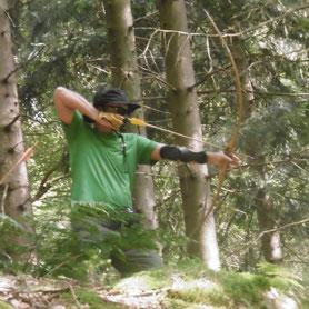 3D Jagdparcours in Bodenmais am Silberberg im Bayerischen Wald