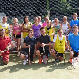 Tennis Camps für Kinder und Jugendliche in Bodenmais, Bayerischer Wald