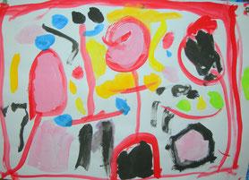 Freies Kinder Malen am Samstag