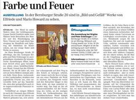 Mitteldeutsche Zeitung Köthen vom 23.05.2014