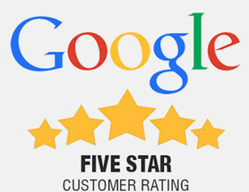 Google review for Simply Clean Pressure washing & window Cleaning, five star.