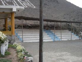 ESTE MONTE  ESTA  FUERA DE LA CIUDAD EN LAS ALTURA DE NUESTRA CIUDAD DE LIMA PERU