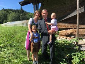 Familie Schwaighofer