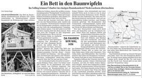 Weserkurier vom 28.08.2008.