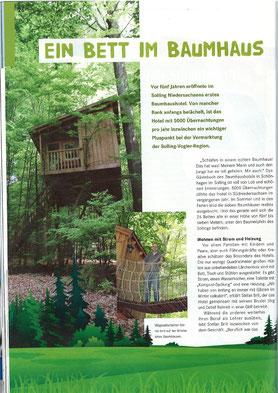 IHK Magazin Nds. Wirtschaft 6/7 2013, 1. Seite.