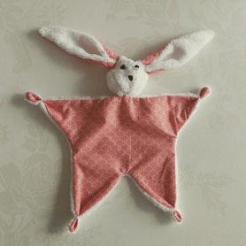 Les Ateliers de Blanche Ateliers couture activité enfant la Balme de Sillingy Annecy 74 doudou lapin loisirs créatifs diy