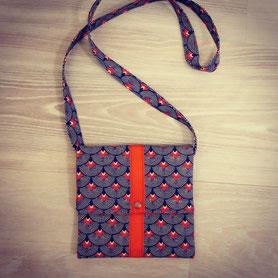 Les Ateliers de Blanche Ateliers couture activité enfant ados la Balme de Sillingy Annecy 74 pochette sac à main loisirs créatifs diy