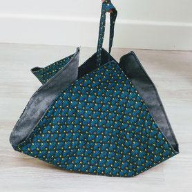 Les Ateliers de Blanche Ateliers couture sac à tarte loisirs créatifs diy