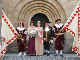 Historisches Frühlingsfest