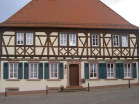 Franz. ref. Pfarrhaus