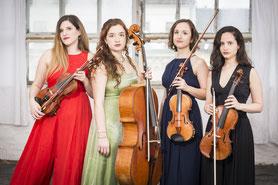 Streichquartett mondëna quartet
