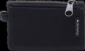 Handgemachte vegane Damen-Geldbörse, vegan ladies purse, wallet, GOTS- und Fairtrade-zertifizierten Stoffen