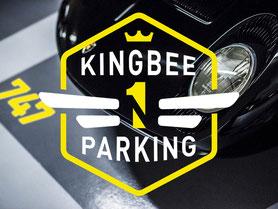 Logo von King Bee Parking